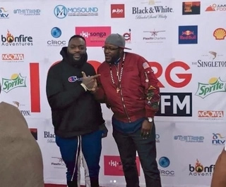 Kenyans are convinced a fake Rick Ross turned up after all the hype and here is why
