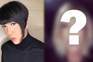 Wow, bagay! Vice Ganda's latest transformation features a simple chinita look