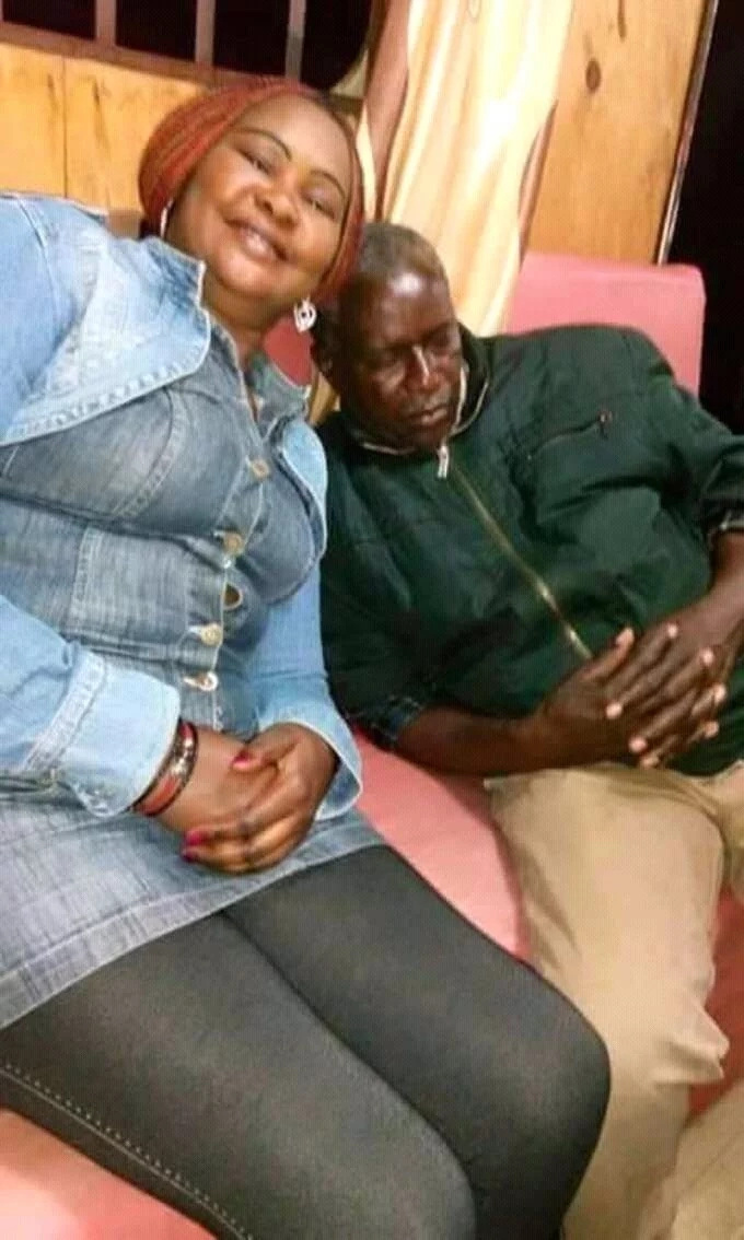 Kenyans go wild after photos of dead drunk Kalembe Ndile emerge