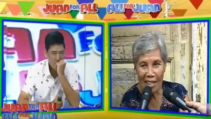 Sugod Bahay winner who received P60K thanks staff of ABS-CBN instead of 'Eat Bulaga!'