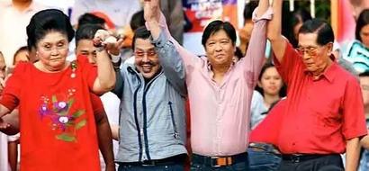 Ex-Pres. Gloria Arroyo's party endorses Marcos for VP