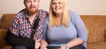 Andrew Lewellyn, de 34 años, conocido por sus bromas fue diagnosticado con un tumor cerebral después de perder la habilidad de contar un chiste