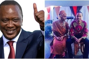 Double blessings? President Uhuru Kenyatta to welcome first grandchild soon
