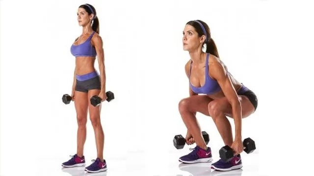 Simple work outs for bum and thighs