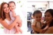 Napaka-cute talaga! Alex Gonzaga gets star struck while meeting Iya Villania and her baby Primo at a Happy Cup branch!