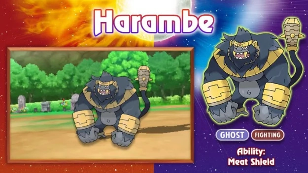 Could Harambe the gorilla eventually become a Pokemon?