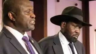 South Sudan fighting halted after agreement