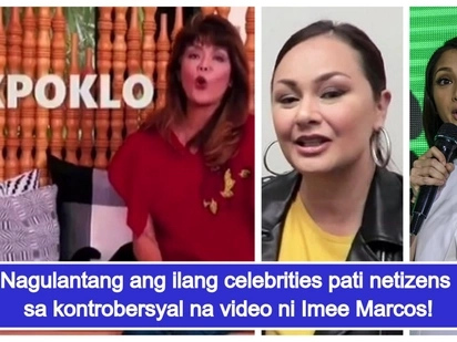 Bastos daw ang dating? Imee Marcos gets bashed by celebrities & netizens for 'inappropriate' video