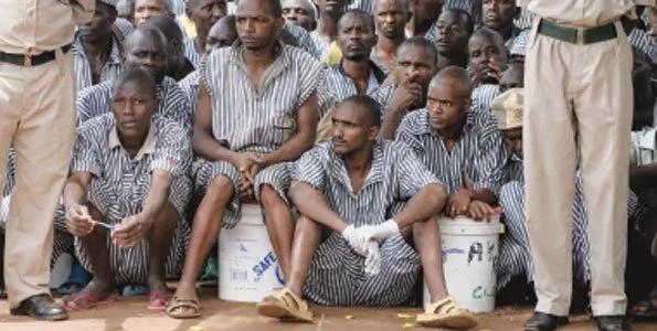 300 death row convicts ask President Uhuru Kenyatta to help them die