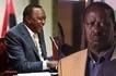 Uhuru welcomes NASA principal to Jubilee