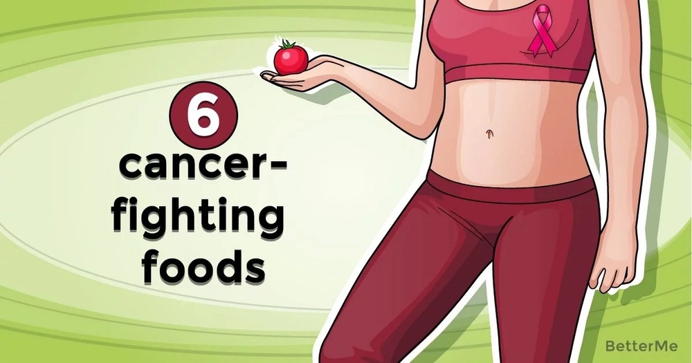 6 cancer-fighting foods