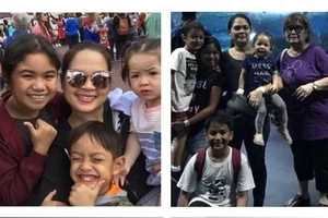 """This is how Judy Ann and her kids spend their """"no gadget day"""""""