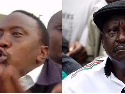 Tazama Picha za Uhuru na Raila wakiwa wamekasika ajabu huku mbio za Ikulu zikishika moto