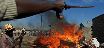 Government officials identify area most likely to have violence during election