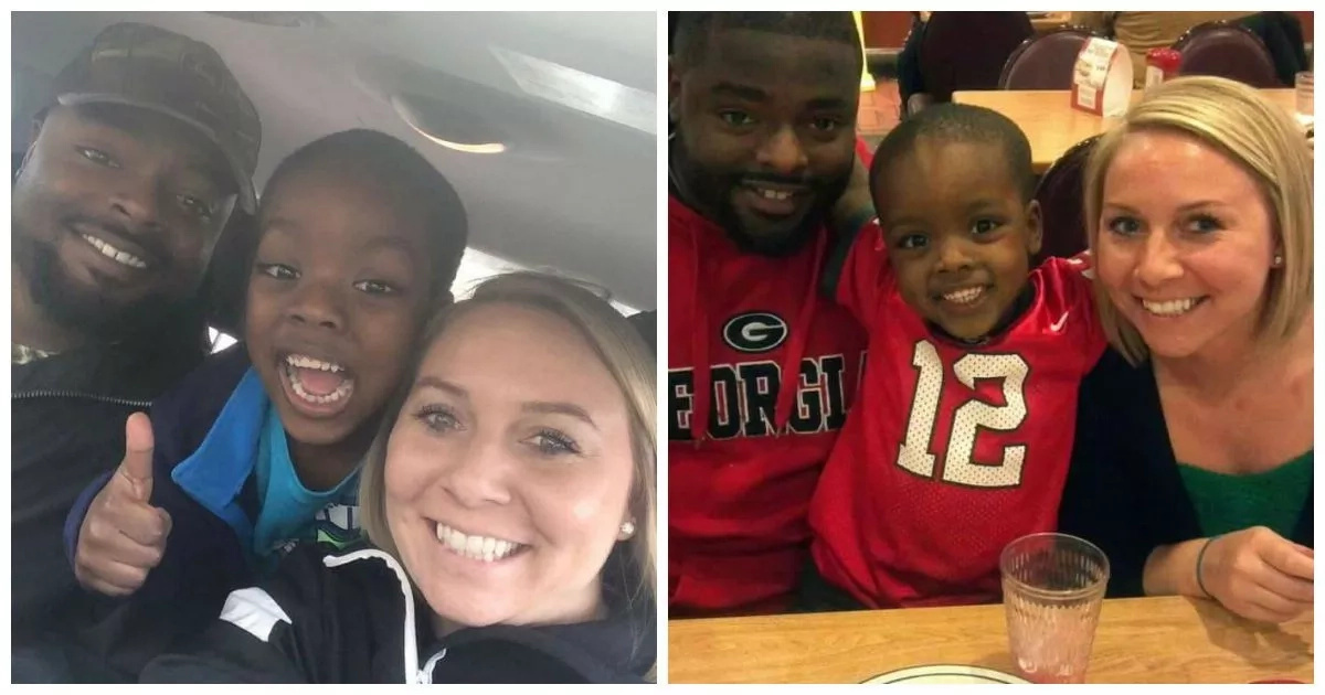 Woman's Facebook post appreciating her son's stepmother goes VIRAL (photos)