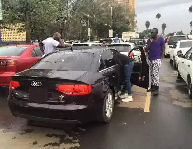 See the three expensive cars that are driven by Sauti Sol band members