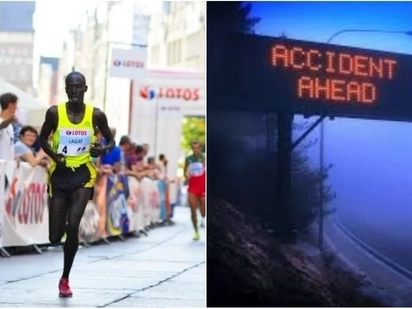 Promising Kenyan athlete dies in freak Kikopey accident