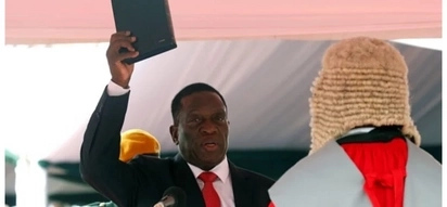 Watch the dawn of a new era in Zimbabwe as Emmerson Mnangagwa is sworn in as President