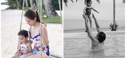 Enjoy sa birthday vacation! August celebrants Marian Rivera and Dingdong Dantes go on a trip in Siargao with Baby Zia