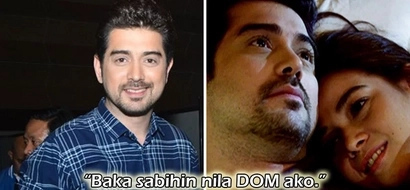 Bagay naman kayo ah! Ian Veneracion reveals anxiety over being paired with Bea Alonzo, afraid of being labeled as 'DOM'