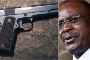 Kidero's bodyguard attacked by robbers, deaths reported