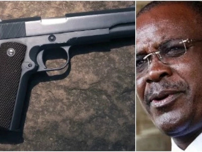 Kidero's bodyguard involved in a DRAMATIC shootout, one dead