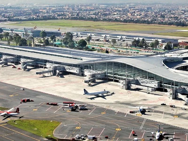 Restricciones en Aeropuerto El Dorado