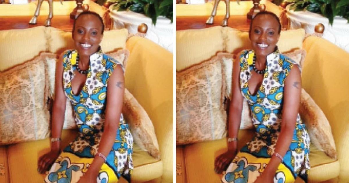 Meet Uhuru Kenyatta's niece who pays her househelp 600k