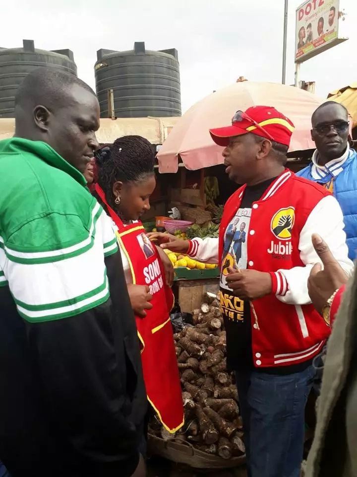 Mike Sonko's gun-totting bodyguards shoot supporters