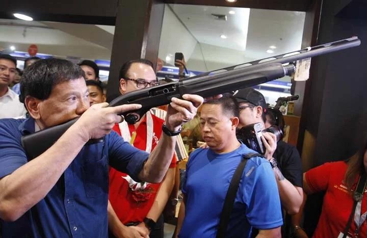 Duterte asks for more time to end Abu Sayyaf