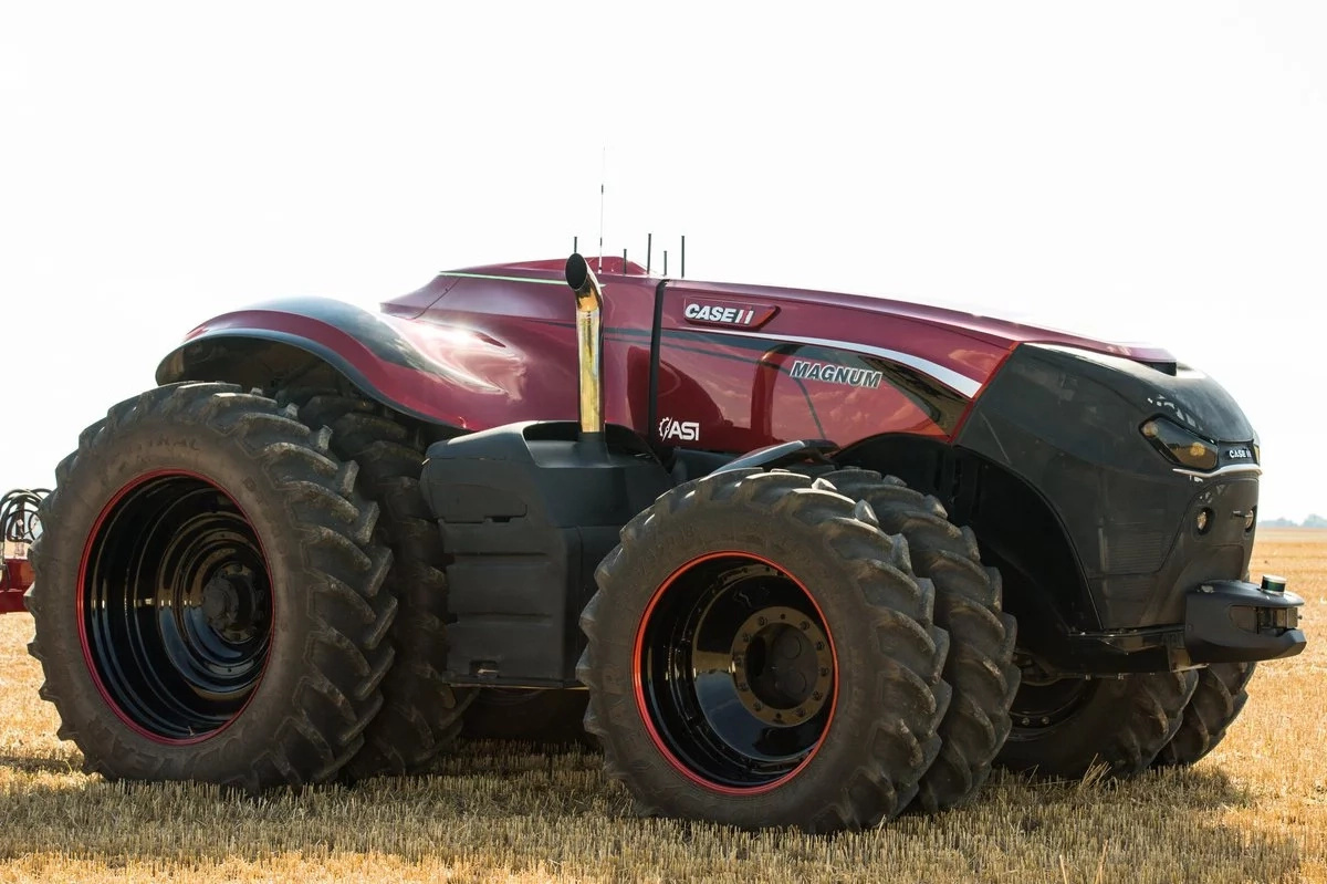 This robot tractor is the future of agriculture