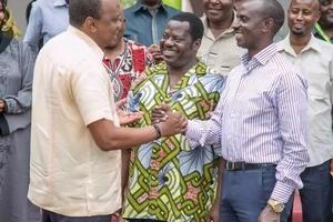 Teacher's 500 percent demand in exchange for supporting Uhuru in 2017