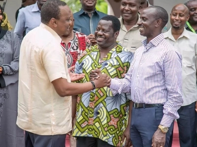Uhuru 'resurfaces' in Mombasa as his security detail miss out on accomodation