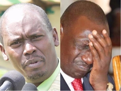 Kabogo declares war on DP Ruto, vows to teach him a lesson in 2022