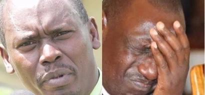 Kabogo declares war on DP Ruto, vows to teach him a lesson in 2022