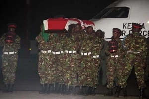 KDF SECRETLY transports bodies of slain soldiers to a different city