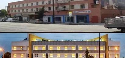 Kakaibang kawanggawa! Run-down motels get made over into apartments for homeless veterans
