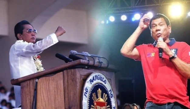 Duterte, to be the most powerful president since Marcos?