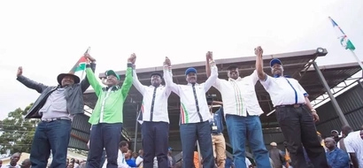 Jubilee's latest tact aimed at ensuring NASA principals fallout completely