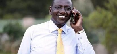Let's unite and work together like Uhuru and Raila - William Ruto