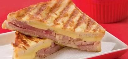 Easy Monte Cristo Sandwich Recipe
