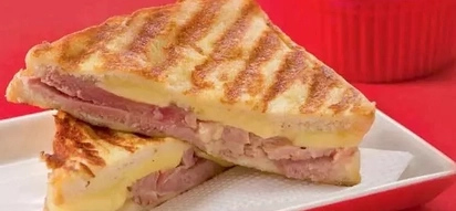 Easy Monte Cristo Sandwich Recipe