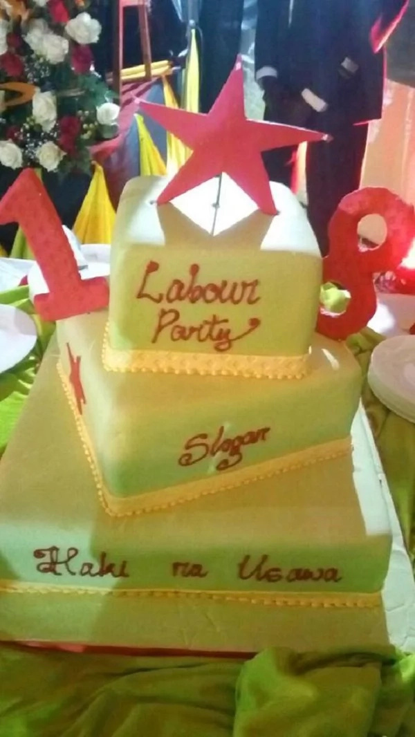 New look of Ababu Namwamba's LPK party
