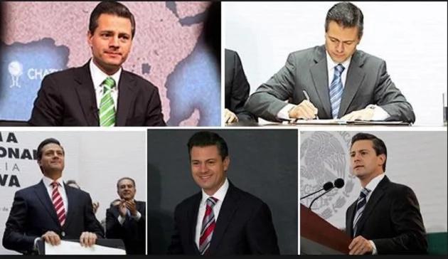 5 Impactantes secretos de Peña Nieto