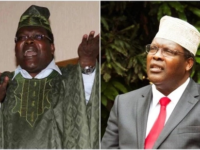 Why is Uhuru panicking if indeed he is in office legitimately- Miguna Miguna