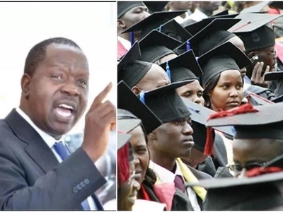 Matiang'i takes tough action and closes two Kenyan universities