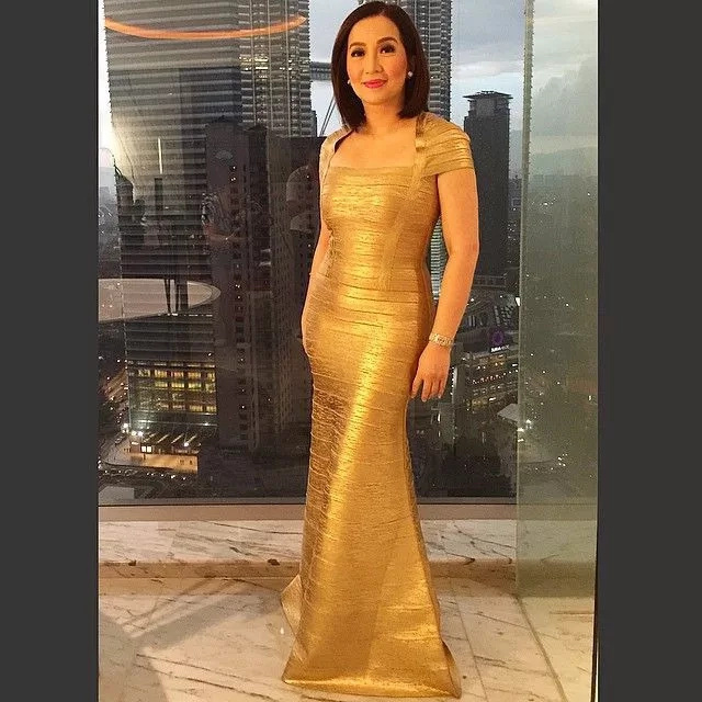 Kris Aquino's fashion sense never go out of style!