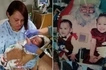 This woman's 2 children were murdered, but 13 years later she gives birth to miracle child (photos)