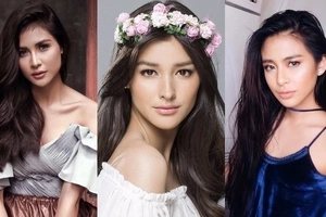 Miss Universe in the making! 11 Filipina actresses who are beauty queen material