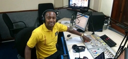 Citizen TV's Willy M Tuva shares photos of his handsome son and women go crazy